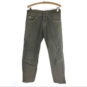 KUHL | Revolvr 31x30 mens pants light olive